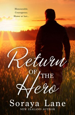 Return Of The Hero/Soldier On Her Doorstep/The Army Ranger's Return/The Soldier's Sweetheart by Soraya Lane from HarperCollins Publishers Australia Pty Ltd in Romance category