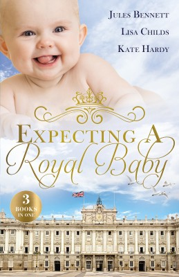 Expecting A Royal Baby by Kate Hardy from HarperCollins Publishers Australia Pty Ltd in Romance category