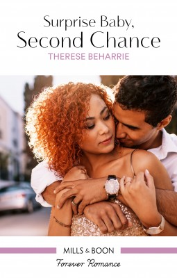 Surprise Baby, Second Chance by Therese Beharrie from HarperCollins Publishers Australia Pty Ltd in Romance category
