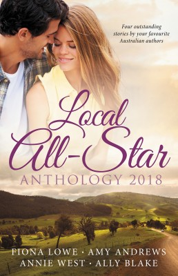 Local All-Star Anthology 2018/The Surgeon's Special Delivery/Girl Least Likely To Marry/Captive In The Spotlight/The Shock Engagement by Ally Blake from HarperCollins Publishers Australia Pty Ltd in Romance category