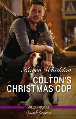 Colton's Christmas Cop by Karen Whiddon from HarperCollins Publishers Australia Pty Ltd in General Novel category