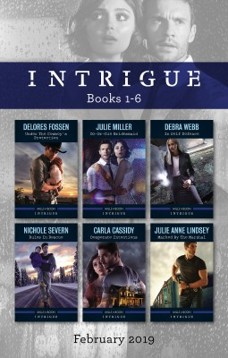 Intrigue Box Set 1-6/Under the Cowboy's Protection/Do-or-Die Bridesmaid/In Self Defence/Rules in Rescue/Desperate Intentions/Marked by Debra Webb from HarperCollins Publishers Australia Pty Ltd in General Novel category
