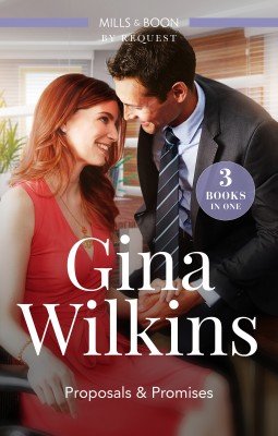 Proposals & Promises/A Reunion and a Ring/The Boss's Marriage Plan/The Bachelor's Little Bonus by Gina Wilkins from HarperCollins Publishers Australia Pty Ltd in Romance category