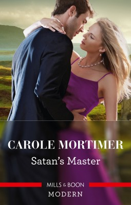Satan's Master by Carole Mortimer from HarperCollins Publishers Australia Pty Ltd in Romance category