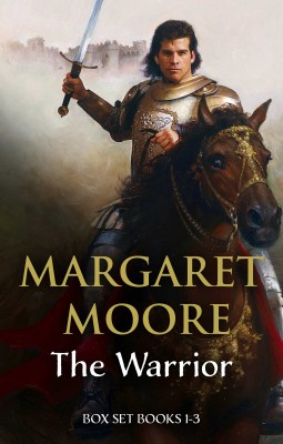 Warrior Box Set Bks 1-3/A Warrior's Heart/A Warrior's Quest/A Warrior's Way by Margaret Moore from HarperCollins Publishers Australia Pty Ltd in General Novel category