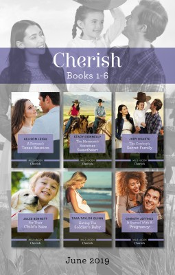 Fortune's Texas Reunion/The Maverick's Summer Sweetheart/The Cowboy's Secret Family/For Their Child's Sake/Having the Soldier's Baby/It Start by Christy Jeffries from HarperCollins Publishers Australia Pty Ltd in Romance category