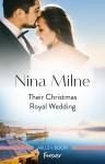 Their Christmas Royal Wedding - text