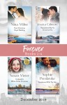 Forever Box Set 1-4/Their Christmas Royal Wedding/Reawakened by His Christmas Kiss/Cinderella's Billion-Dollar Christmas/Snowbound with the - text
