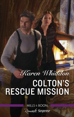 Colton's Rescue Mission by Karen Whiddon from HarperCollins Publishers Australia Pty Ltd in General Novel category