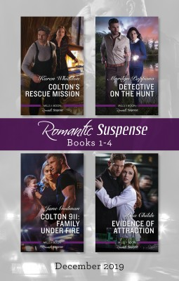 Romantic Suspense Box Set 1-4/Colton's Rescue Mission/Detective on the Hunt/Colton 911 by Marilyn Pappano from HarperCollins Publishers Australia Pty Ltd in Romance category