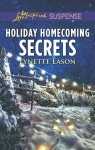 Holiday Homecoming Secrets - text