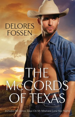 McCords Of Texas/Texas On My Mind/Lone Star Nights by Delores Fossen from HarperCollins Publishers Australia Pty Ltd in Romance category