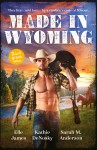Made In Wyoming/Hot Combat/The Rancher's One-Week Wife/One Rodeo - text
