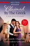 Claimed By The Greek Collection/The Greek's Billion-Dollar Baby/Claimed for the Greek's Child/The Greek Claims His Shock Heir/The Greek's Secre - text