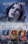 Refuge From Danger Complete Collection/Lethal Deception/River of Secrets/Holiday Illusion - text