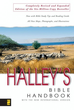Halley's Bible Handbook with the New International Version by Henry H. Halley from HarperCollins Christian Publishing in Religion category