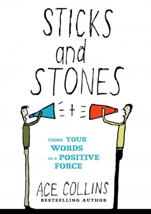 Sticks and Stones by Ace Collins from HarperCollins Christian Publishing in Religion category