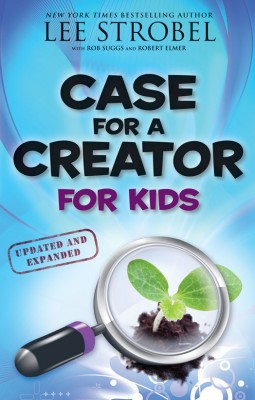 Case for a Creator for Kids by Lee Strobel from HarperCollins Christian Publishing in Teen Novel category