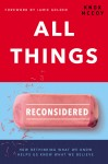 All Things Reconsidered - text