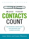 Make Your Contacts Count - text