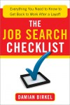 Job Search Checklist - text