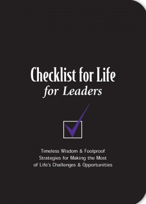 Checklist for Life for Leaders by Checklist for Life from HarperCollins Christian Publishing in Motivation category