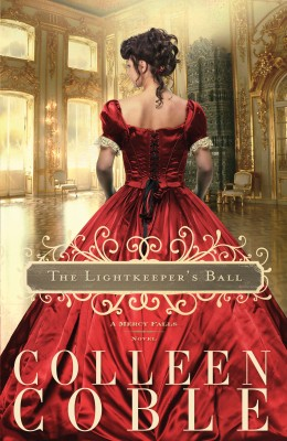 Lightkeeper's Ball by Colleen Coble from HarperCollins Christian Publishing in General Novel category