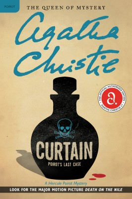 Curtain: Poirot's Last Case by Agatha Christie from HarperCollins Publishers LLC (US) in History category
