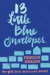 13 Little Blue Envelopes - text