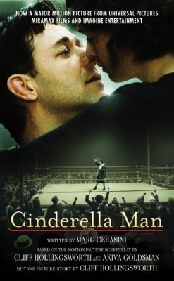 Cinderella Man by Marc Cerasini from HarperCollins Publishers LLC (US) in General Novel category