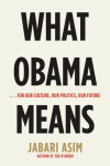 What Obama Means - text