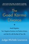 The Good Karma Divorce - text