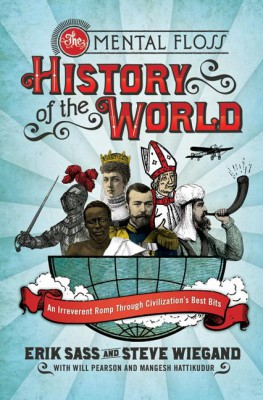 The Mental Floss History of the World by Editors of Mental Floss from HarperCollins Publishers LLC (US) in Language & Dictionary category
