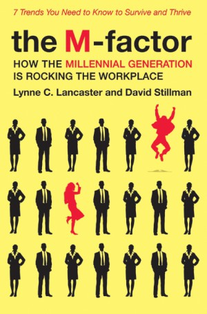 The M-Factor by David Stillman from HarperCollins Publishers LLC (US) in Business & Management category