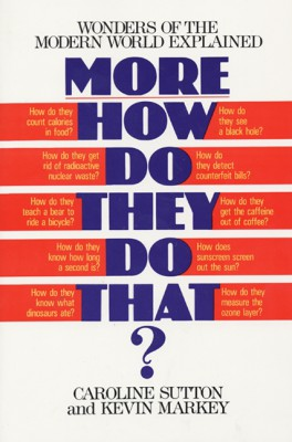 More How Do They Do That? by Caroline Sutton from HarperCollins Publishers LLC (US) in Language & Dictionary category