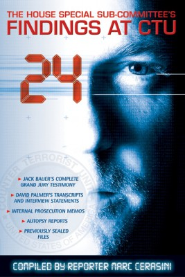 24 by Marc Cerasini from HarperCollins Publishers LLC (US) in General Novel category