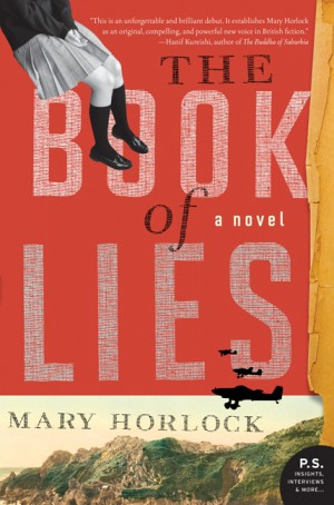 The Book of Lies by Mary Horlock from HarperCollins Publishers LLC (US) in General Novel category