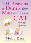101 Reasons to Dump Your Man and Get a Cat - text