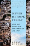 Never the Hope Itself - text