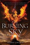 The Burning Sky - text