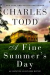 A Fine Summer's Day - text