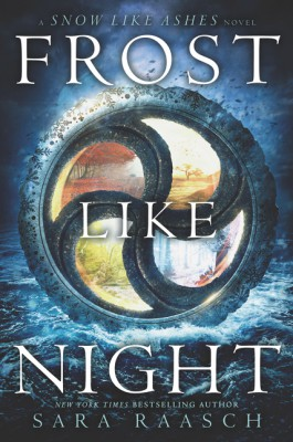 Frost Like Night by Sara Raasch from HarperCollins Publishers LLC (US) in General Novel category