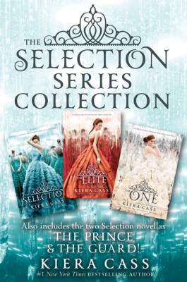 The Selection Series 3-Book Collection by Kiera Cass from HarperCollins Publishers LLC (US) in General Novel category