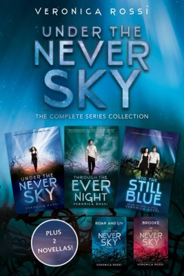 Under the Never Sky: The Complete Series Collection by Veronica Rossi from HarperCollins Publishers LLC (US) in Teen Novel category