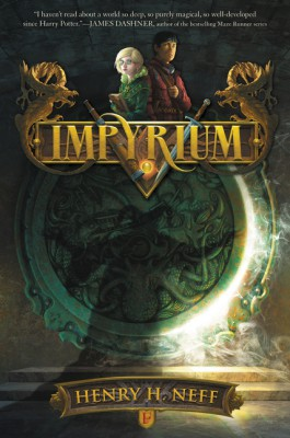 Impyrium by Henry H. Neff from HarperCollins Publishers LLC (US) in Teen Novel category