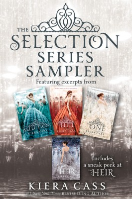 The Selection Series Sampler by Kiera Cass from HarperCollins Publishers LLC (US) in General Novel category