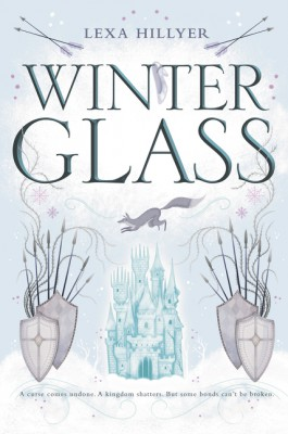 Winter Glass by Lexa Hillyer from HarperCollins Publishers LLC (US) in General Novel category