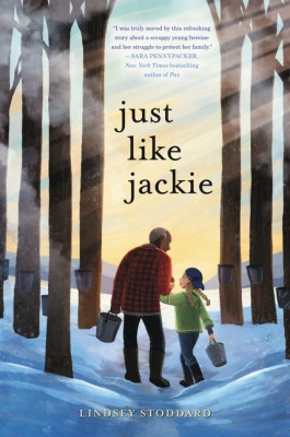 Just Like Jackie by Lindsey Stoddard from HarperCollins Publishers LLC (US) in Teen Novel category
