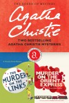 The Murder on the Links & Murder on the Orient Express Bundle - text