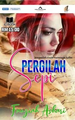 Pergilah Sepi by Fauziah Ashari from Intensmart in Romance category